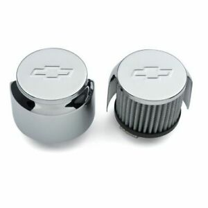 Gm Performance Parts 25534355 Circle Track Zz572 Breather For Chevy New