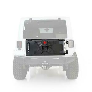 Smittybilt Xrc Tailgate With Tire Carrier 76410