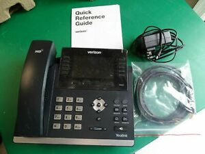 Yealink Sip t46g Ultra Elegant Gigabit Ip Phone With Power Supply 13 Available