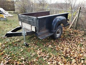 55 54 Chevrolet Gmc Pickup Truck Bed Shortbed Chevy Trailer Sheetmetal Parts