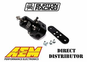 Aem High Capacity Universal Adjustable Fuel Pressure Regulator