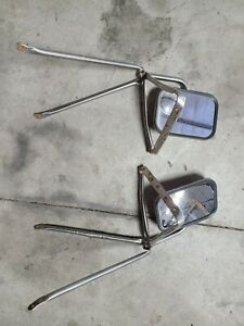 Chevy Dodge Ram Ford F250 2500 Camper Special Tow Mirrors