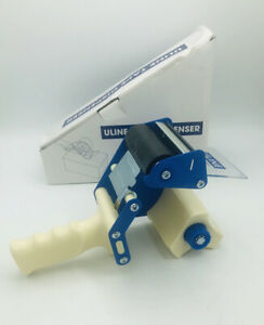 Uline H 596 3 Industrial Side Loader Tape Gun Dispenser Hand Held New In Box
