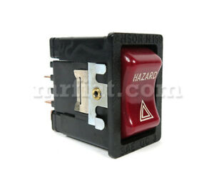 Alfa Romeo Alfetta Gtv6 Hazard Switch New
