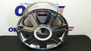 04 05 Ford Tbird Thunderbird 17x7 1 2 Chrome Plated Wheel Rim With Center Cap