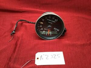 Autometer Monster Sport Comp 5 Tachometer Black