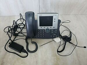 Cisco Ip Phone System 7945