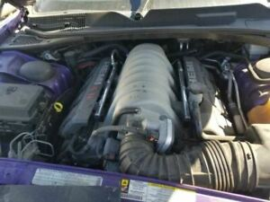 6 1 Hemi Engine 6 Speed Manual Trans Tr6060 2010 Dodge Challenger Pullout Vin W