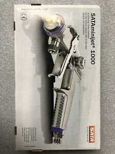 Sata Minijet 1000 H Rp Spray Gun Brand New Never Used Bargain