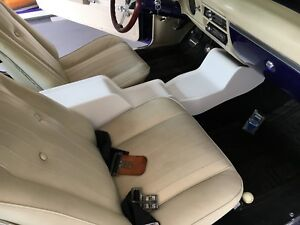 1969 1968 69 Chevelle Gto Custom Shifter Center Console Protouring Restomod