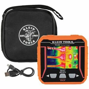 Klein Tools Ti250 Rechargeable Thermal Imager