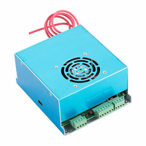 Laser 50w Power Supply For Co2 Engraving Cutting Machine Ac 110v 220v