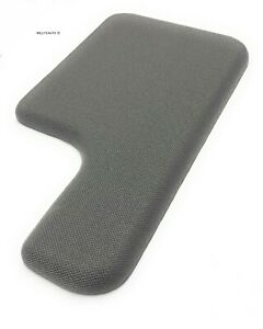 Ford Ranger Center Console Lid Cover Arm Rest 2000 2006 With Cup Holder Gray
