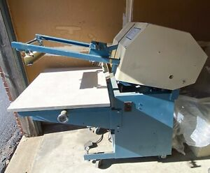 Medalist V 14 Screen Printing Press