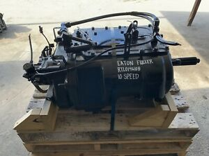 Eaton Fuller Rtlo14610b 10 Speed Transmission