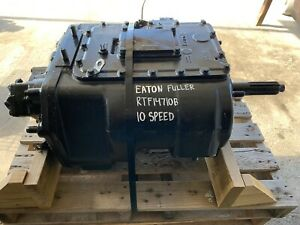Eaton Fuller Rtf14710b 10 Speed Transmission