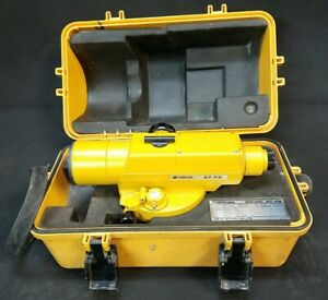 Topcon At f2 Engineer s 32x Automatic Level 32