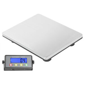 200kg Digital Shipping Scale Heavy Duty Electronic Postal Parcel Scale Stainless