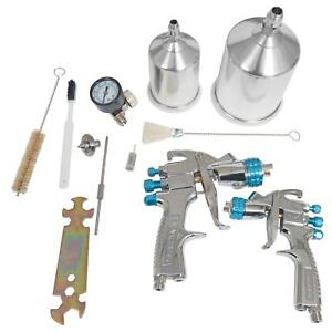 Devilbiss Startingline Hvlp Gravity Spray Gun Touchup Kit 802342