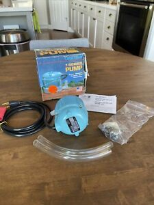 Little Giant Submersible Water Pump 1 series 500303 170 Gph Model 1 42 A New
