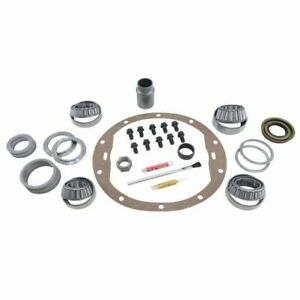 Yukon Zk Gm82 Master Overhaul Kit 10 Bolt Cover With82in Ring Gear New