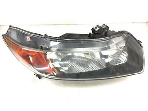 06 08 Civic 2dr Right Front Headlight Main Lamp Light Unit Beam Lens Used Oem