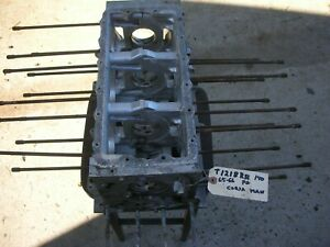 Corvair 65 66 Engine Block T1218rn 140 Hp Pg Or Corsa Man Degreased Clean