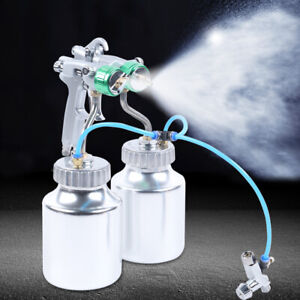 Sat1200 Automatic Spray Foam Gun Professional Double Head Pressure Spray Gun Usa