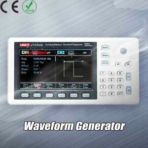 Signal Generator Arbitrary Waveform Dual Channel Source30mhz 200ms s Frequency