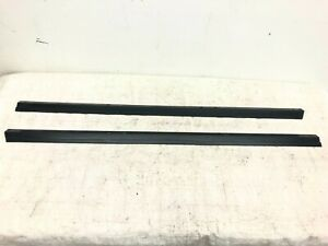 1987 1995 Jeep Wrangler Yj Soft Top Side Tub Retainer Rails Pair