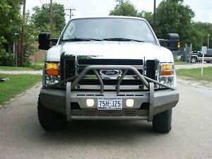 Frontier Truck Gear 600 10 8005 Xtreme Series Replacement Front Bumper