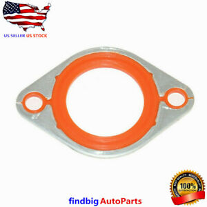 Aluminum Silicone Thermostat Water Neck Housing Gasket For Chevy Sbc Bbc 350 454
