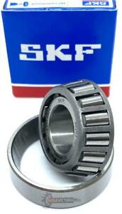 Skf 30203 Tapered Roller Bearings Single Row 17x40x13 25mm Same Day Shipping