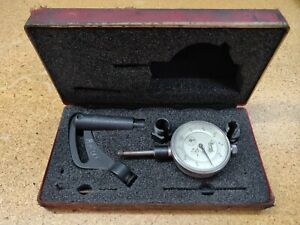 Central Tool Co Dial Test Indicator Set Vintage Kit