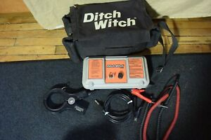 Subsite Ditch Witch Transmitter Model 150 With Leads Inductive Clamp Only