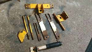 Ih Cub Lo Boy 154 185 184 Misc Brackets Levers Rods Free Shipping