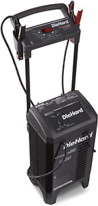Diehard 71345 6 12v Platinum Smart Wheel Battery Charger And 60 275a Maintainer