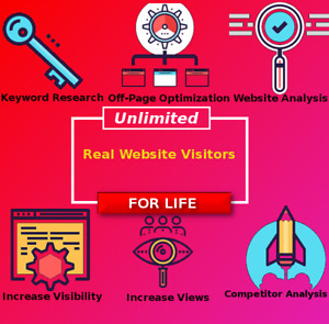 Unlimited Website Traffic For Life