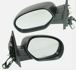 Scitoo Tow Mirrors Left And Right Side Fit For Chevy Gmc 2003 2007