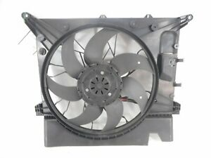 03 14 Volvo Xc90 Engine Electric Cooling Fan Assembly Oem