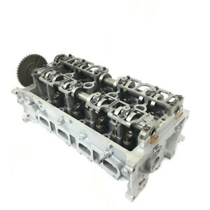 Ford 4 6l Cobra Mustang Dohc Cylinder Head Assembly Driver Side 4 Thread 2c5e Da