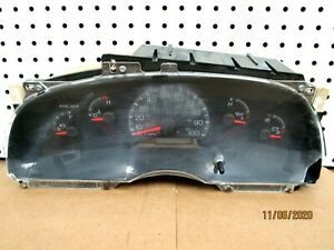 97 98 Ford F150 F250 Expedition Speedometer Cluster Gauge Miles 118 841 Oem