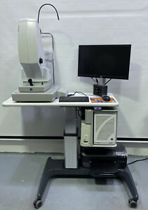 Zeiss Cirrus Oct Photo 600 With Power Table
