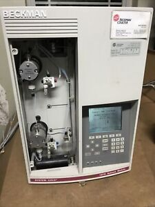 Beckman Coulter System Gold 127s Solvent Module