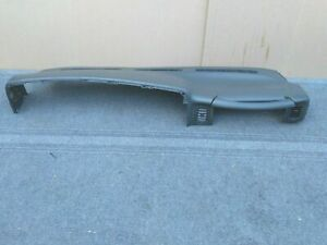 99 06 Silverado Sierra Tahoe Upper Dash Cap Cover Top Pad Dashboard Graphite