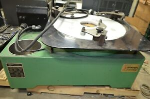 Lapmaster 20 Lapping Machine For Parts
