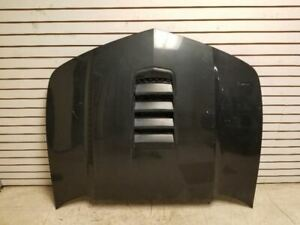 14 15 Chevrolet Camaro Ss Hood Panel W Hood Scoop Gray 810 Oem 22972003