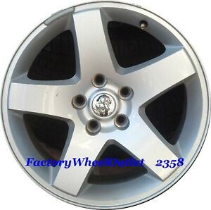 2008 2009 2010 2011 Dodge Charger Challenger Magnum 17x7 Alloy Wheel 2358 2325