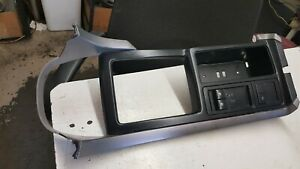 2004 2006 Pontiac Gto Center Console Shift Bezel Trim With Window Trac Switch