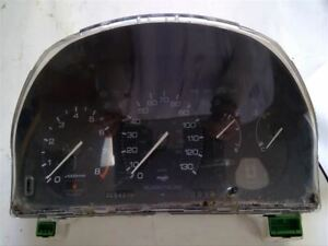 Speedometer Cluster Coupe Fits 92 93 Accord 163976